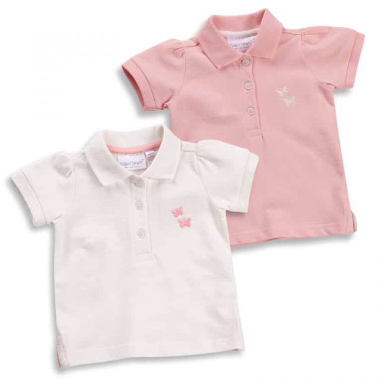 Polo t-shirt unisex