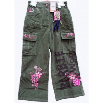 Barbie pige bukser