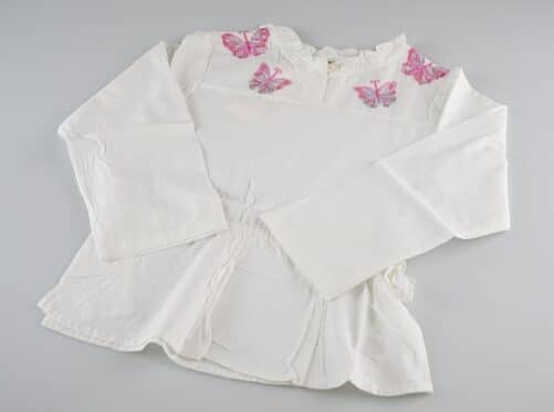 Sommer skjortebluse pige
