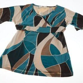 Designer kjole pige