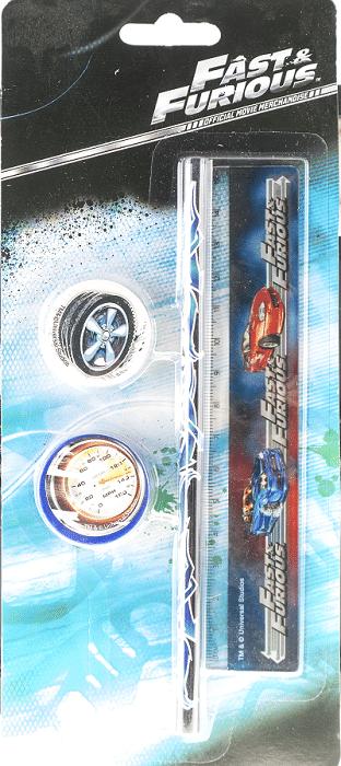 Fast & Furious Skrivesæt