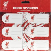 Liverpool bog stickers