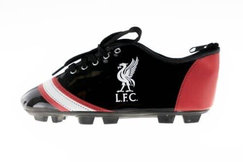 Liverpool fodboldstøvle penalhus