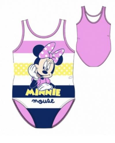 Minnie Mouse Badedragt lyserød