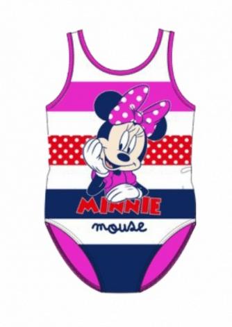 Minnie Mouse Badedragt rød