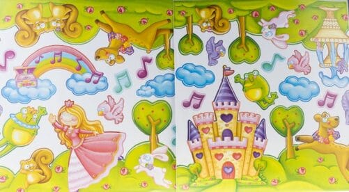 Princesse stickers