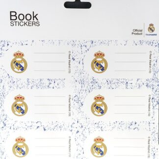Real Madrid bog stickers