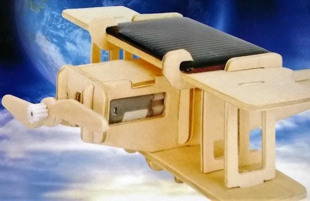 Solar Bi-Plane