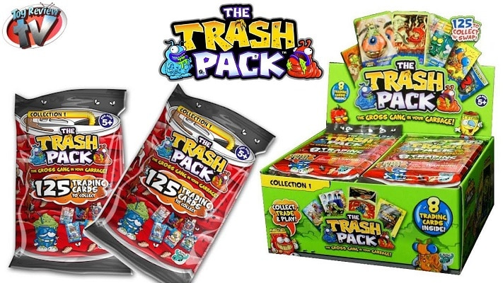 Trash Pack - Collection 1 Trading Cards