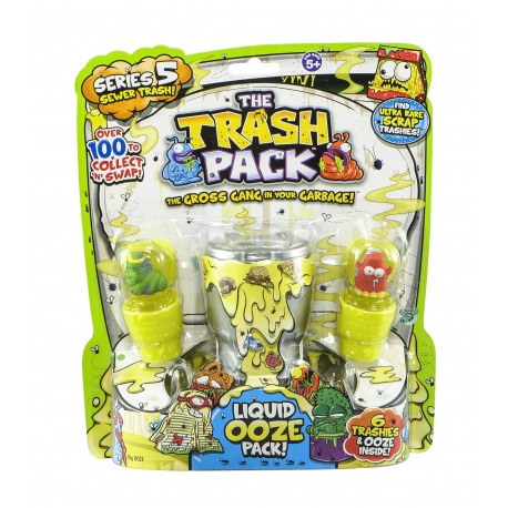 Trash Pack Series 5 - Liquid Ooze Pack