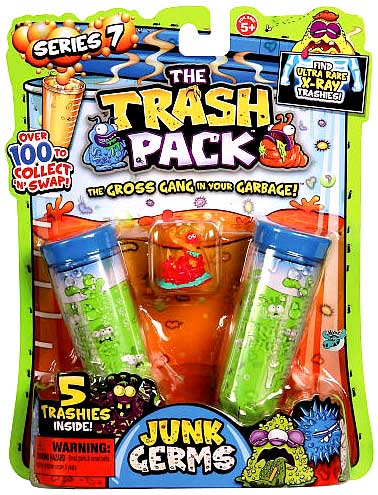 Trash Pack Series 7 - Junk Germs