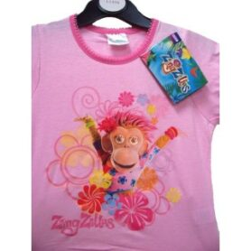 Zingzillas pyjamas pige