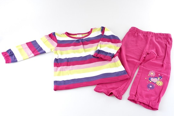 Pyjamas - Nattøj Pige