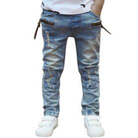 Jeans til børn - jeans dreng