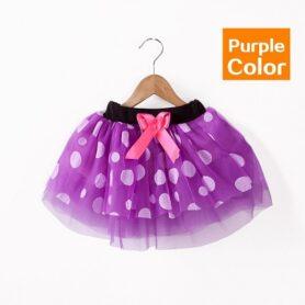 lilla tyl nederdel - tylskørt