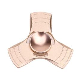Alu Fidget Spinner - Guld