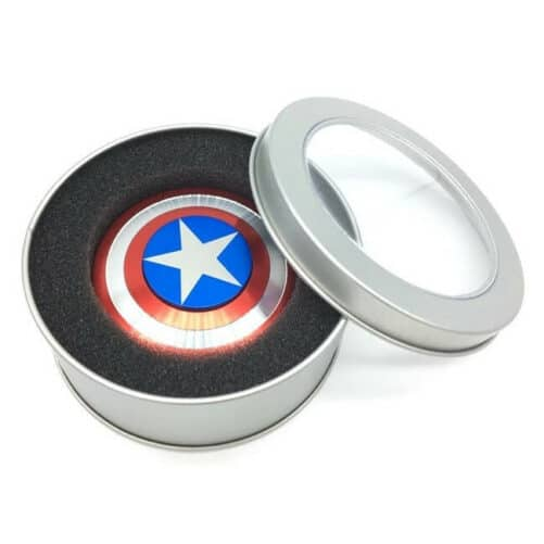 Captain America Fidget Spinner