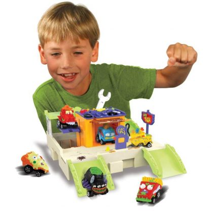 Drenge legetøj - Trash Wheels