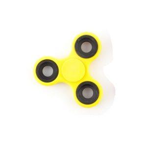 Fidget Spinner Dk Gul