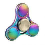 Rainbow Fidget Spinner - Metal