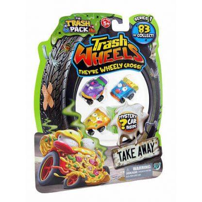 Trash Pack - Trash Wheels