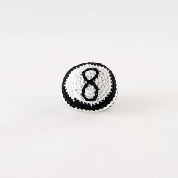 Hackysack-8ball - Footbag Hakisak