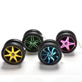 Klassisk yoyo legetøj - hjul