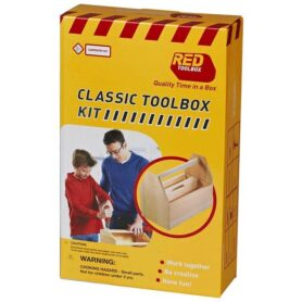 Red Toolbox - Classic Toolbox Kit