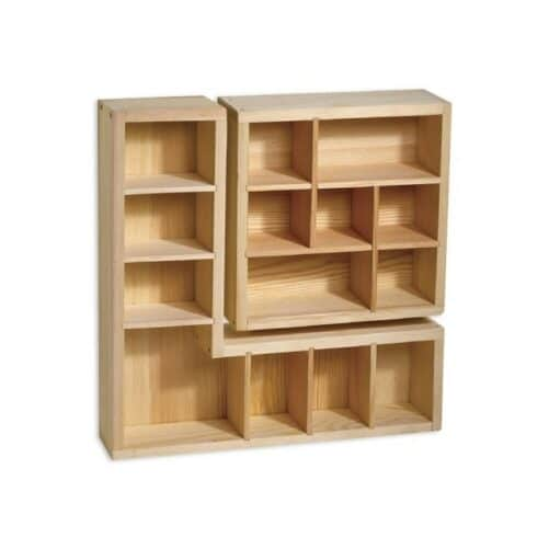 Red Toolbox - Deco Shelves Kit