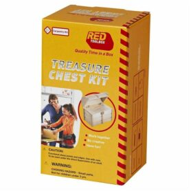 Red Toolbox - Treasure Chest Kit