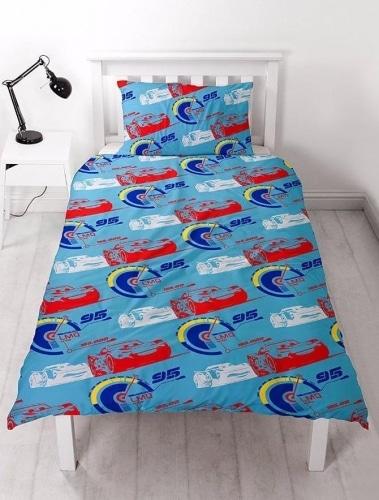 Disney Cars 3 sengetøj - Biler 3 sengetøj