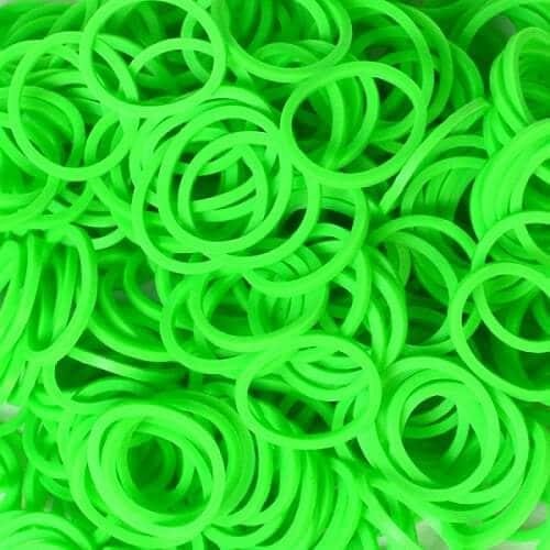 Loom Bands Grøn