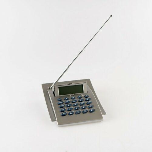 Radio lommeregner