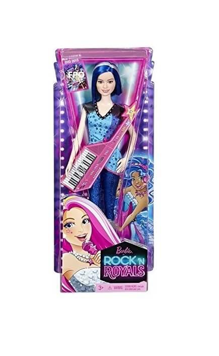 Barbie Rock - Med Guitar