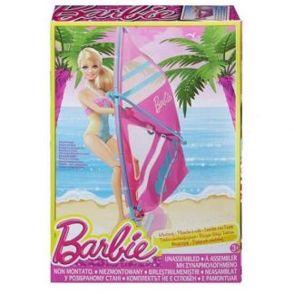 Barbie Surfing - Surfbræt