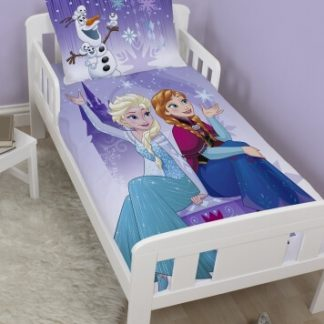 Disney Frozen junior sengetøj - Disney sengetøj