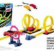 Hot Wheels Tornado Drift - Speed Way