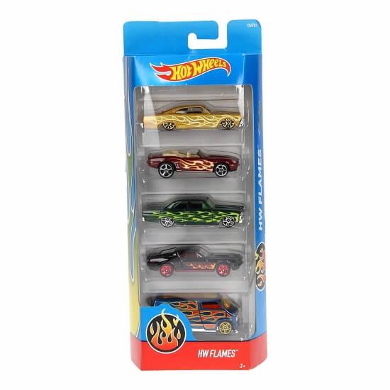 Hot Wheels biler