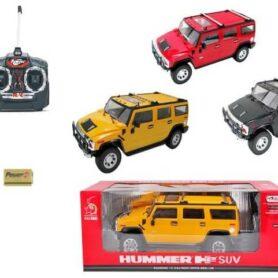 Hummer H2 - Fjernstyret Bil