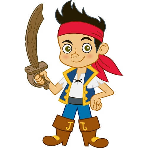 Jake og piraterne - Jake and the neverland pirates