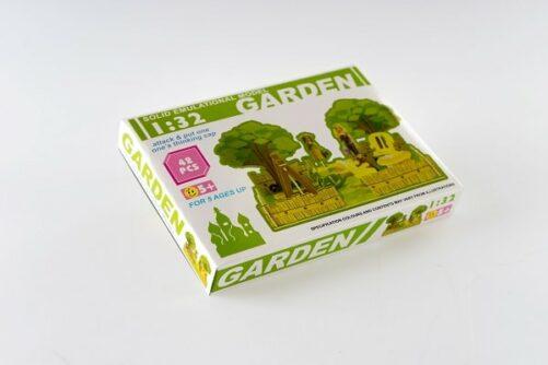 Kreativ legetøj - have