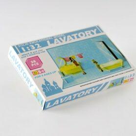 Kreativ legetøj - Badeværelse