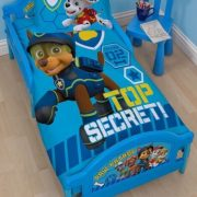 Paw Patrol junior sengetøj - Spy