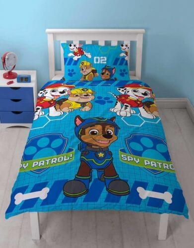 Paw Patrol sengetøj - Spy