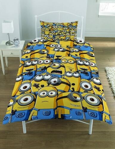 Despicable Me 3 Minions sengetøj