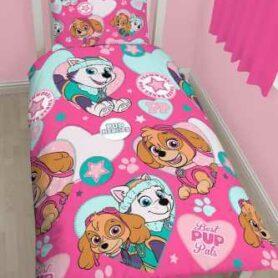 Paw Patrol Pals sengetøj