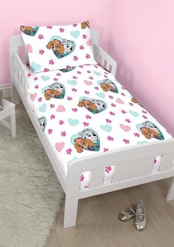 Paw Patrol sengetøj - Pals