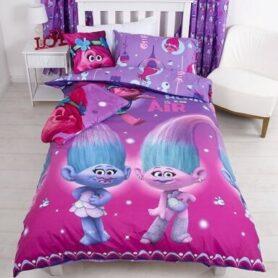 Trolls sengetøj