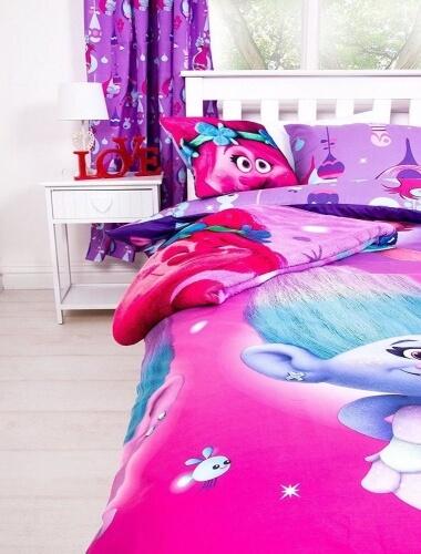 Trolls sengetøj - trolde