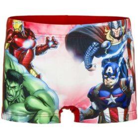 Avengers badebukser rød